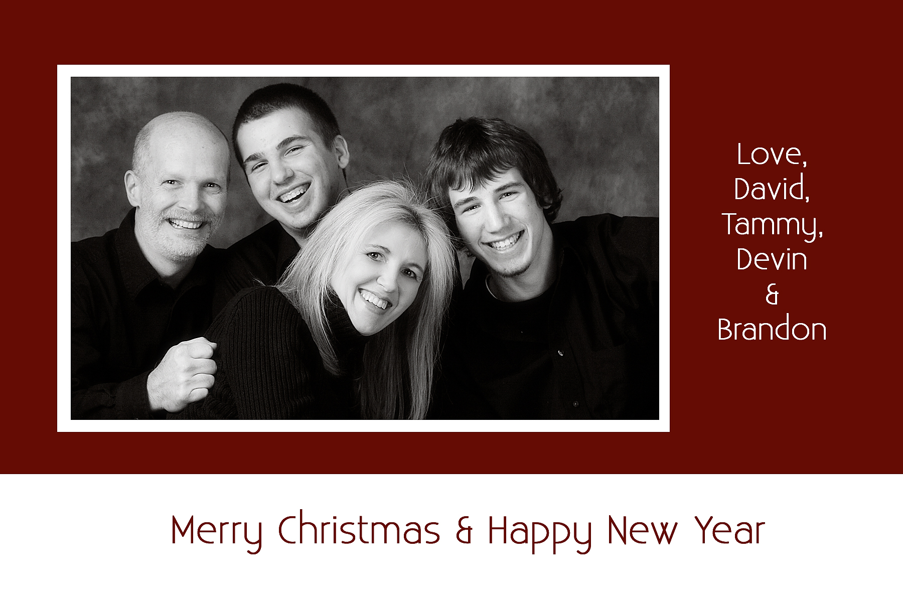 christmas card templates jpg and psd be a leading lady jpg 0003