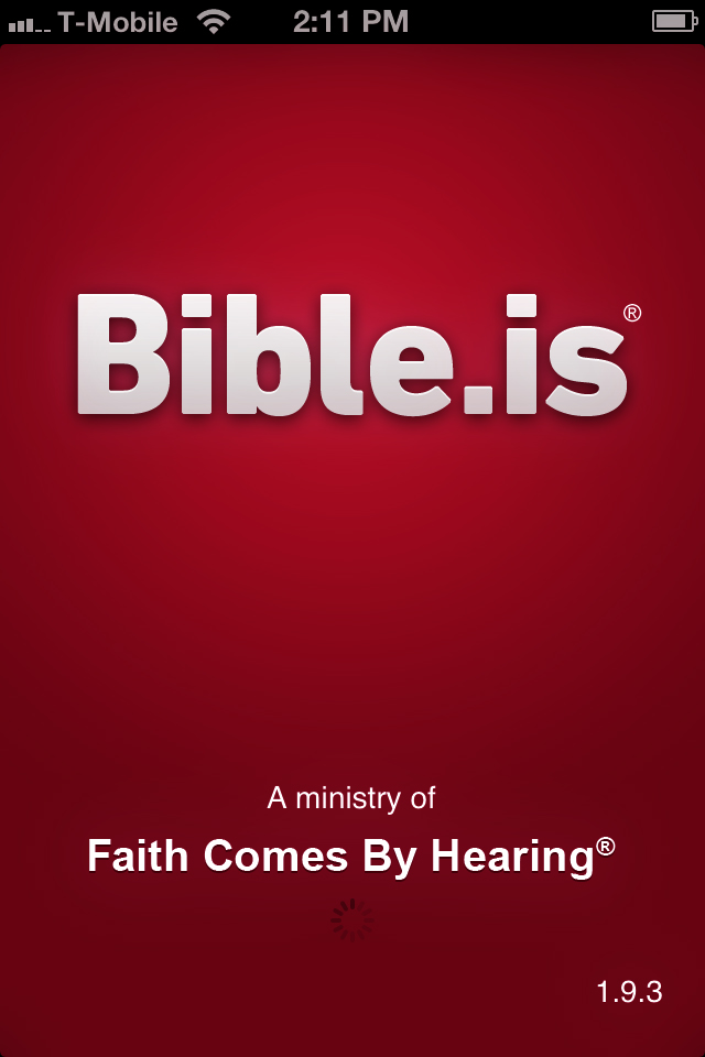 Free Bible App, Iphone, Android, Audio, Dramatized